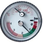 Itho Kli-max II Manometer