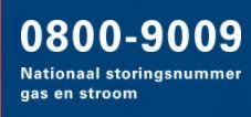 Nationaal Storingsnummer Gas- en Stroomstoringen